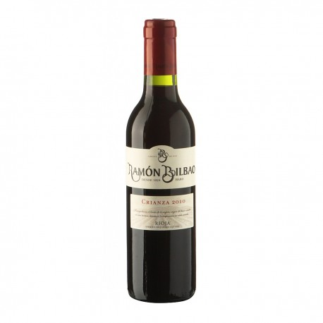 Vino Rioja Ramón Bilbao Crianza 2014 0.75L.