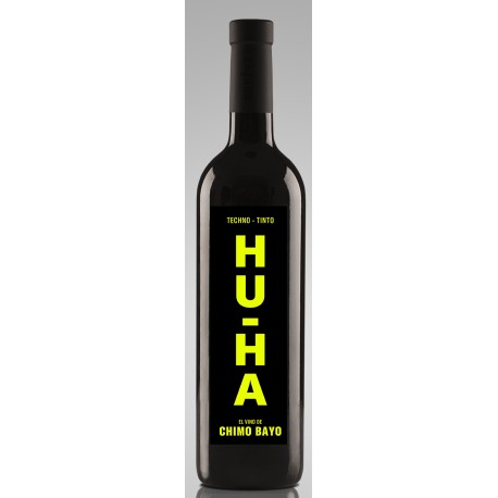 Vino Techno Hu ha Bobal 0.75L.