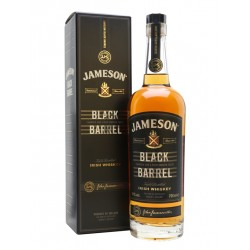Whiskey Jameson Black barrel 0.7 40º