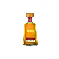 Tequila 1800 reposado 0.7L.