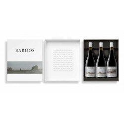 Estuche regalo 3 botellas Ribera del Duero De Bardos