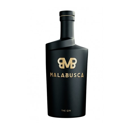Gin Malabusca 0.7, 42º , estuchada