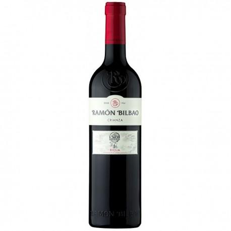 Vino Rioja Ramón Bilbao Crianza 2016