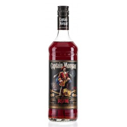 Ron Captain Morgan Black 0.70L. 43º