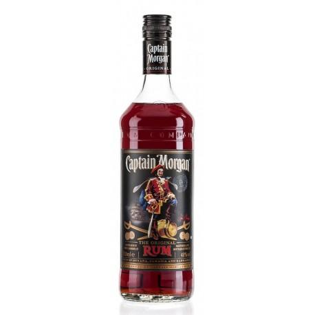 Ron Captain Morgan Black 0.70L. 43º