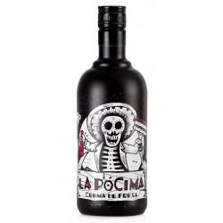Crema Fresa Tequila La Pócima