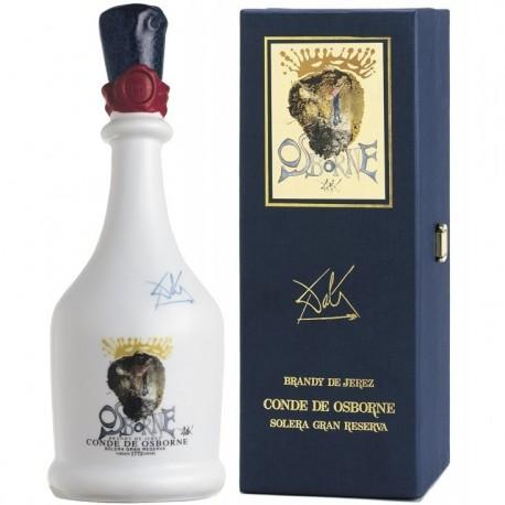 Conde de Osborne Dali - Brandy de Jerez