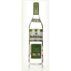 Vodka Moskovskaya Osobaya TendaVins
