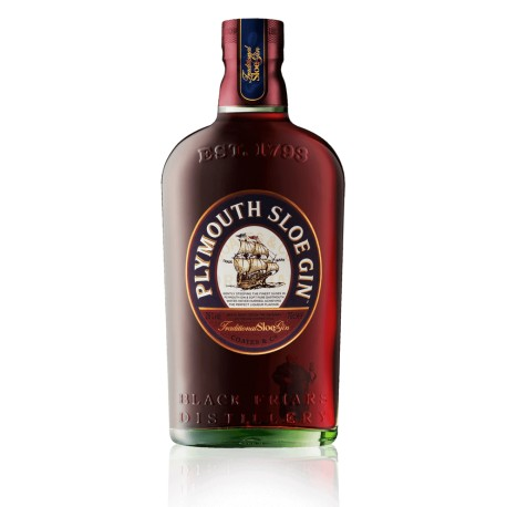 Gin Plymouth Sloe TendaVins