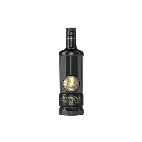Ginebra Puerto de Indias Pure Black Edition - TendaVins