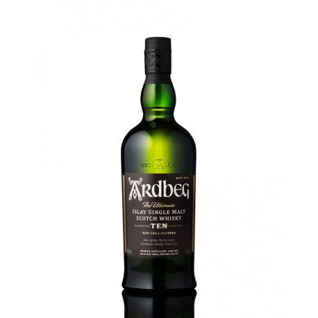 Whisky Ardbeg 10 años-TendaVins