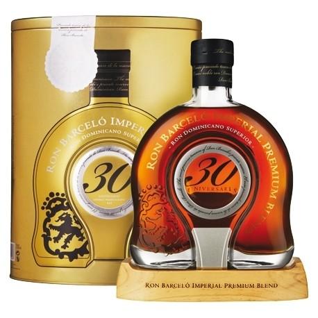 Ron Barcelo Blend Premium 30 a. 0.7L. 40º