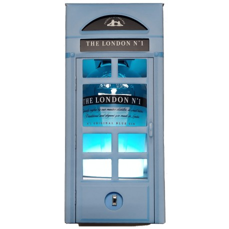 Gin The London Nº1 estuche madera, 0.70L, 47º,