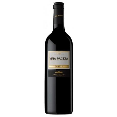 Vino Rioja Paceta crianza 2016