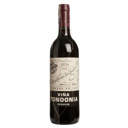 Vino Rioja Viña Tondonia Reserva 2007
