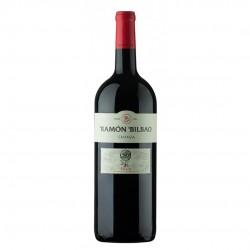 Vino Rioja Ramón Bilbao Magnum Crianza 2014, 1.5L