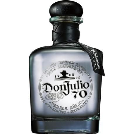 Tequila Don Julio 70 Cristalino Añejo