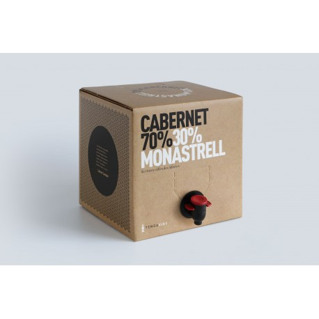 Bag In Box Cabernet Monastrell 5 Litros