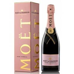 Champagne Moet & Chandon Rosé Impérial estuchado