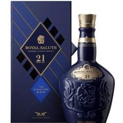 Whisky Royal Salute 21A, 0.7L., 43º
