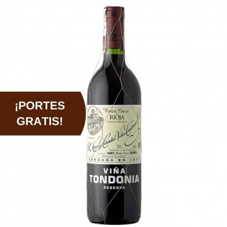 Vino Rioja Viña Tondonia Reserva Magnum