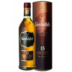 Whiski Glenfiddich 15 Años 0.7L. 43º