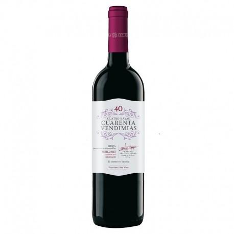 Cuarenta Vendimias Rioja 2018
