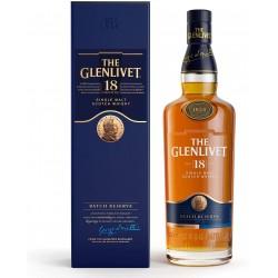 Whisky Glenlivet 18 Años