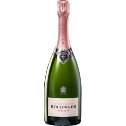 Champagne .Bollinger Brut Rossé 0.75L.