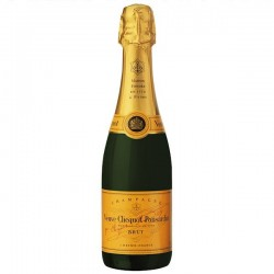Champagne Veuve Cliquot Brut 37.5 CL. , 1/2 botella
