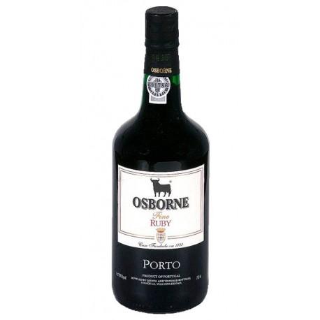 Vino Oporto Ruby Osborne, 0.75L. 19,5º
