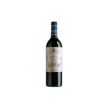 Vino Rioja Marques de Vargas Reserva 2007,0.75L. 14,0º