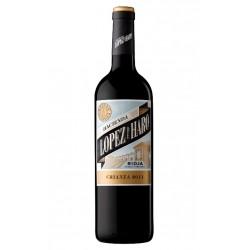 Vino Rioja Hacienda López de Haro cza 2012, Magnum 1,5L. 13,5º