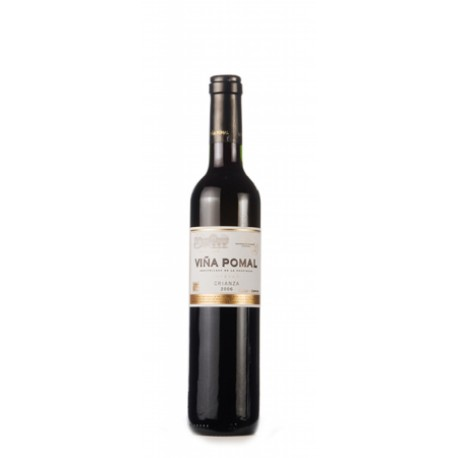Vino Rioja Viña Pomal 50CL. selec.cent. crianza 2012, 0.75L 14º