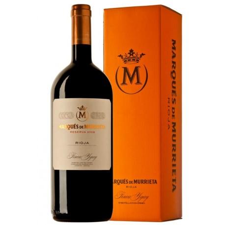 Vino Rioja Mques. de Murrieta Magnum reserva 2008, 1.5L.13.5º