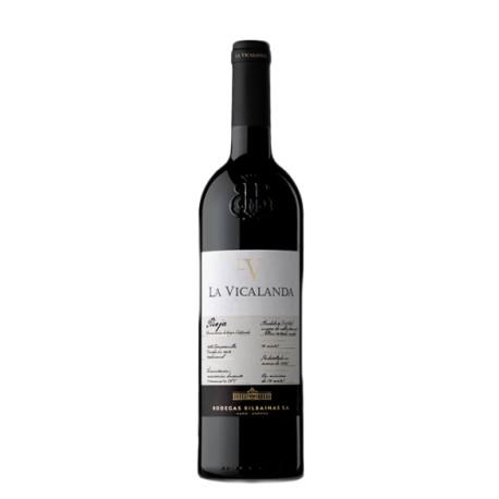 Vino Rioja Vicalanda Reserva 2010, 0.75L. 14º