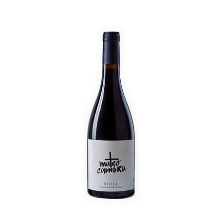 Vino Rioja Mateo Cambra 2014, 15,0º 0.75L.