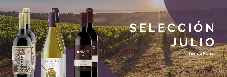 Vinos selecionados